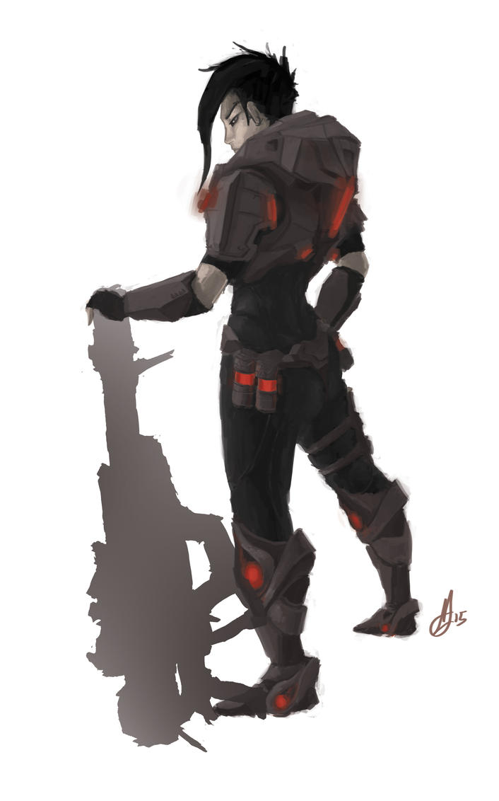 Faction5 - Sin by Juhua