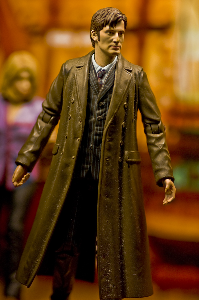 Doctor Who: The Tenth Doctor by Batced