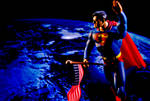 Truth, Justice, and Peace on Earth by Batced
