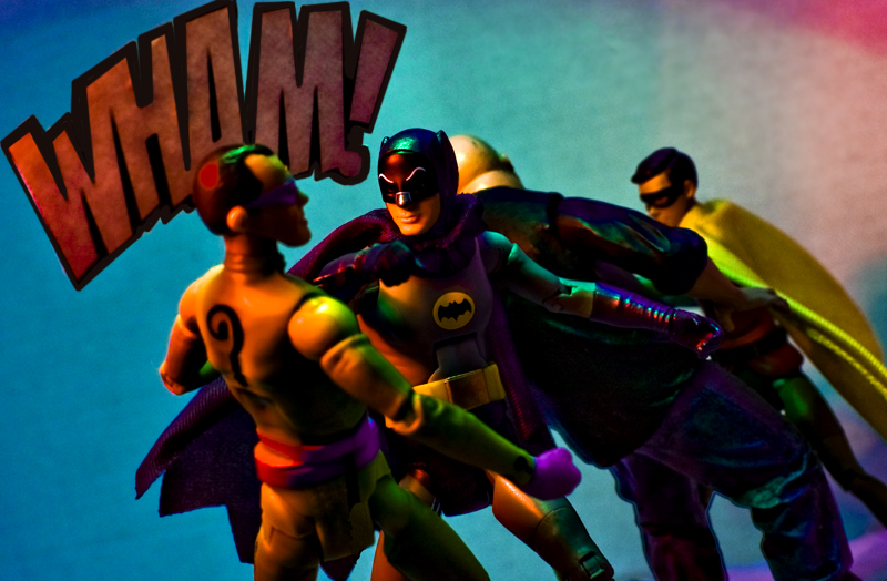 Na-na-na-na-na-na...BATMAN! by Batced