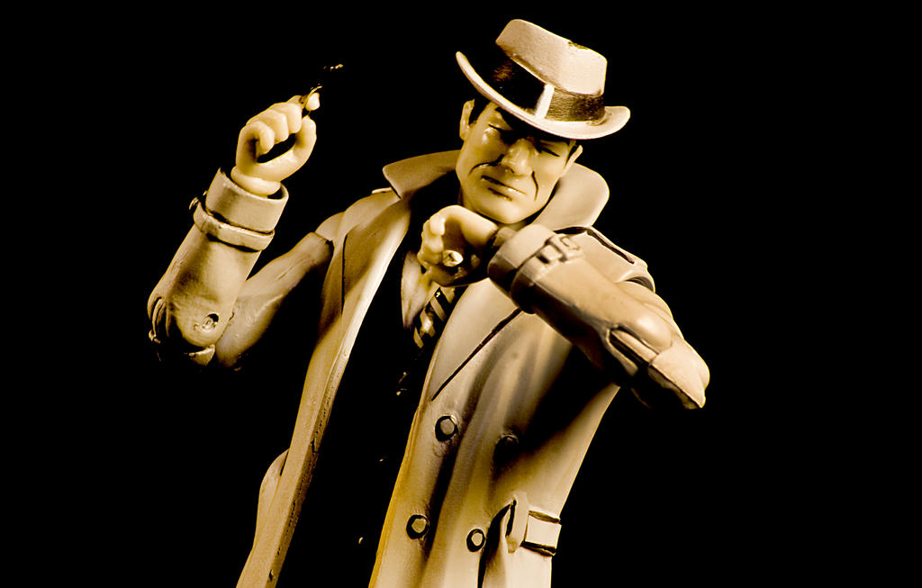 Calling Dick Tracy 2