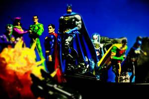 Bat-Vember #30: Batman Eternal by Batced
