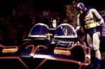 Batman: Sixty Six Sepia by Batced