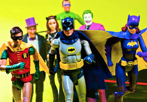 50 Years Of The Same Bat-Time, Same Bat-Channel by Batced