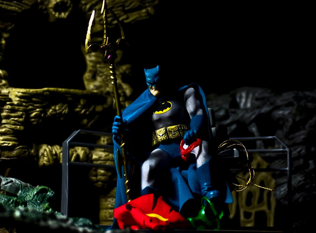 The League Is Dead...Long Live The Bat by Batced