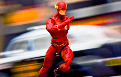The Fastest Man on Television by Batced