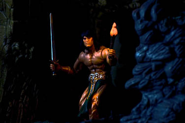 The Savage Sword of Conan by Batced