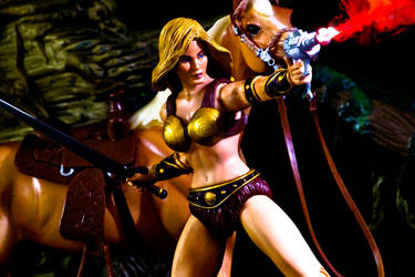 Teela the Barbarian by Batced