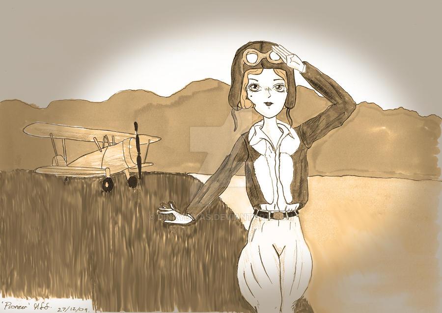 Pioneer Sepia by dinkydivas