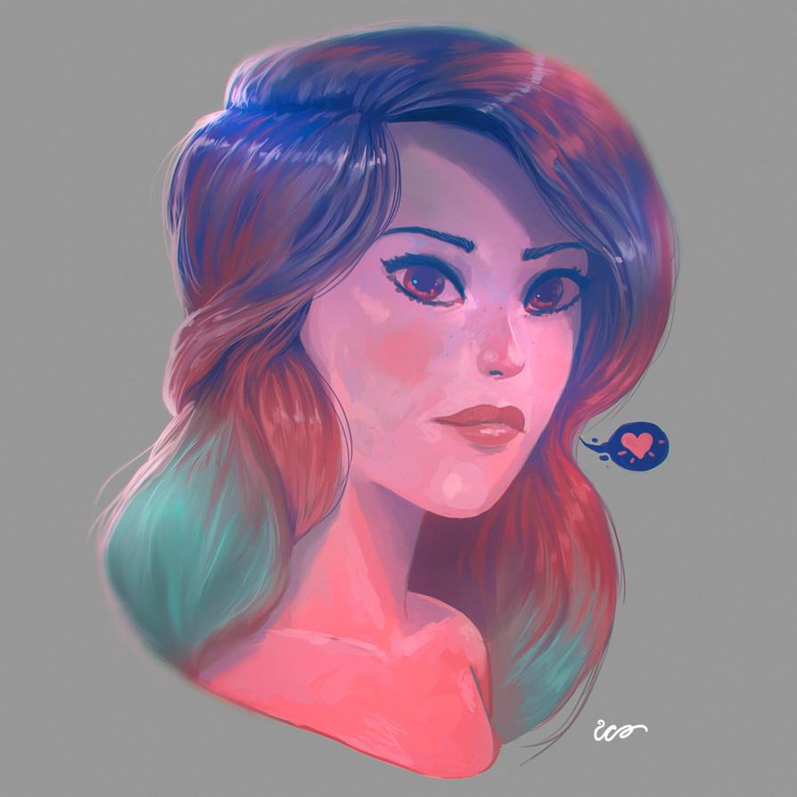 My Lovely Wife by RodrigoICO