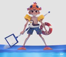 Pool Gladiator by RodrigoICO