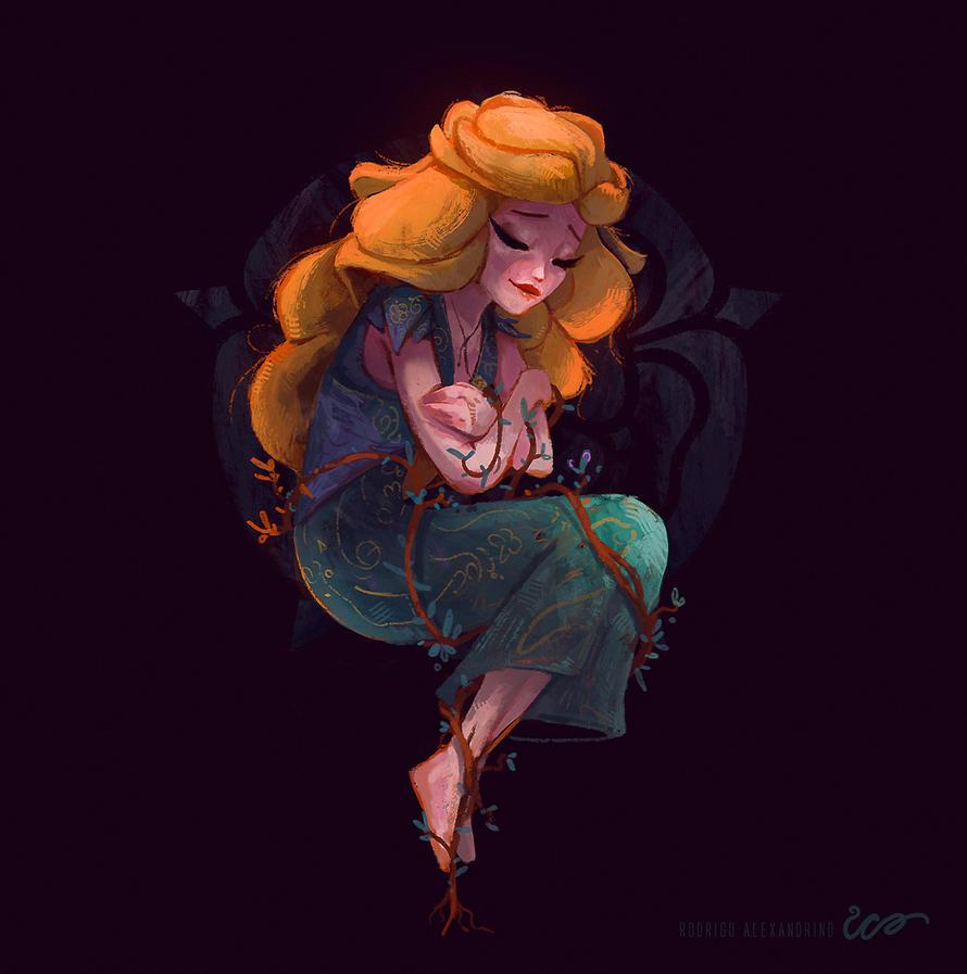 Margaery Tyrell by RodrigoICO