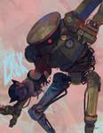 Astro Boy - Armlock