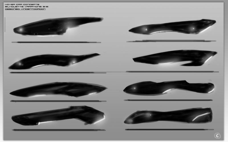 hover car concepts 03 by vincentgordon