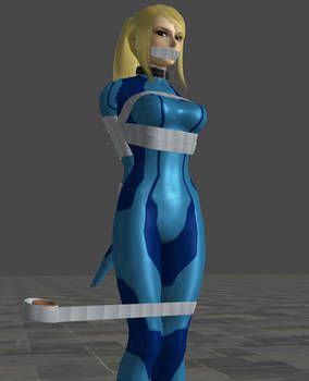 Zero Suit Rolled Up