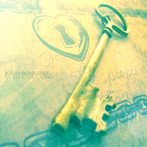 Unlock My Heart by jessay-bunnybee