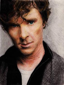 Benedict Cumberbatch!!