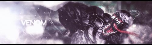 Venom Signature by JMakeArt