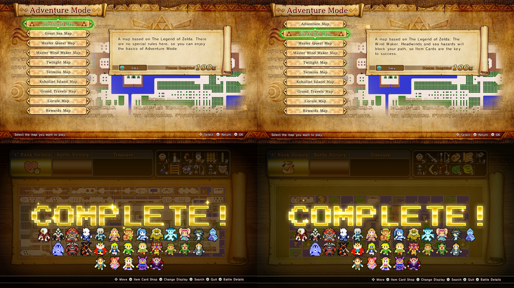 Hyrule Warriors Now 20% Complete! by NaruZeldaMaster