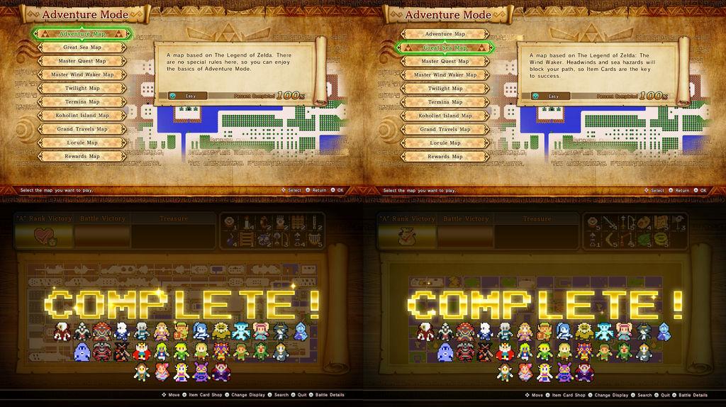 Hyrule Warriors Now 20 Complete By Naruzeldamaster On Deviantart