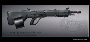 FCSG-11AB Personal Weapon