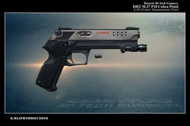 DHT M37 P10 Cobra Pistol by BlackDonner