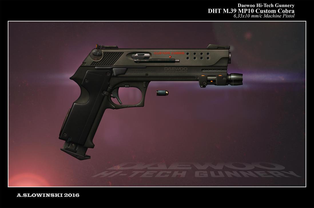 DHT M39 MP10 Custom Cobra by BlackDonner