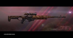 GN 384-CRx Sniper by BlackDonner