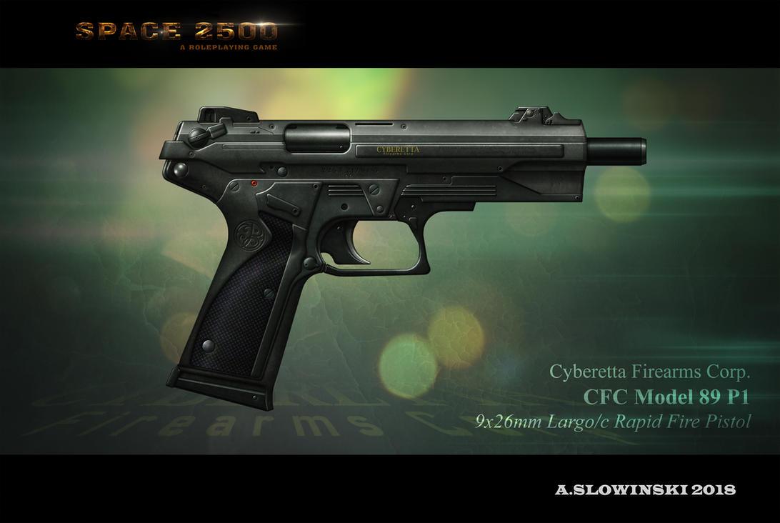 CFC Model 89 P1 by BlackDonner