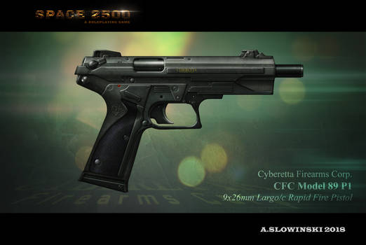 CFC Model 89 P1