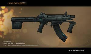 Boleshnikov Model 80R SMPE by BlackDonner