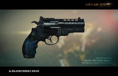 ToI FC-319 Police Hunter