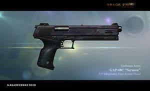 GAP 48C Sermon by BlackDonner