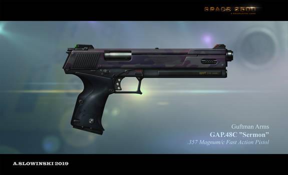 GAP 48C Sermon