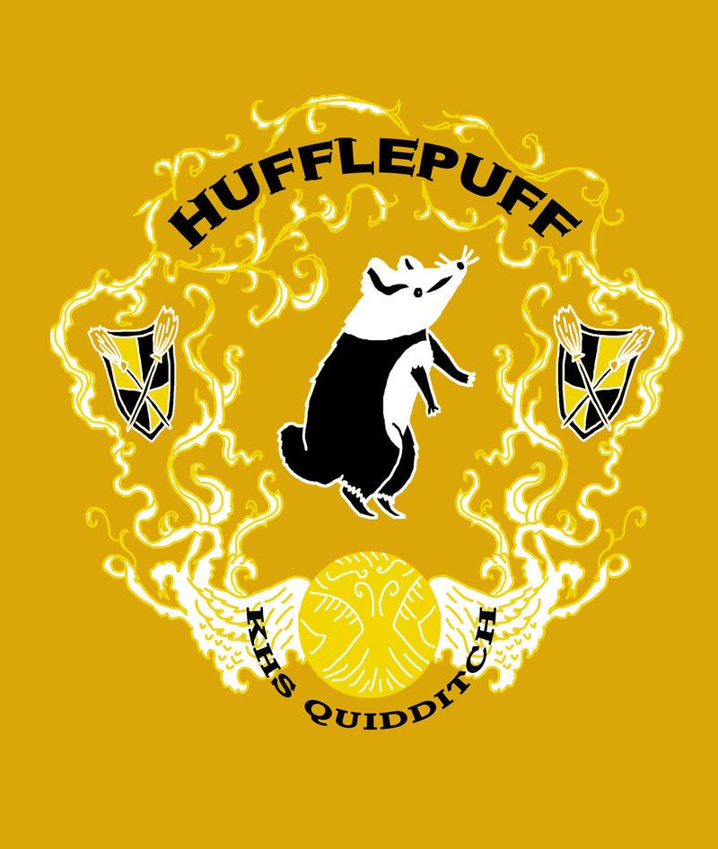 Hufflepuff Quidditch Shirt By ThimbleBostitch On DeviantArt