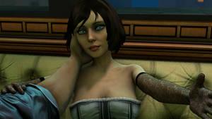 Bioshock - SFM - Elizabeth - Finally you're there