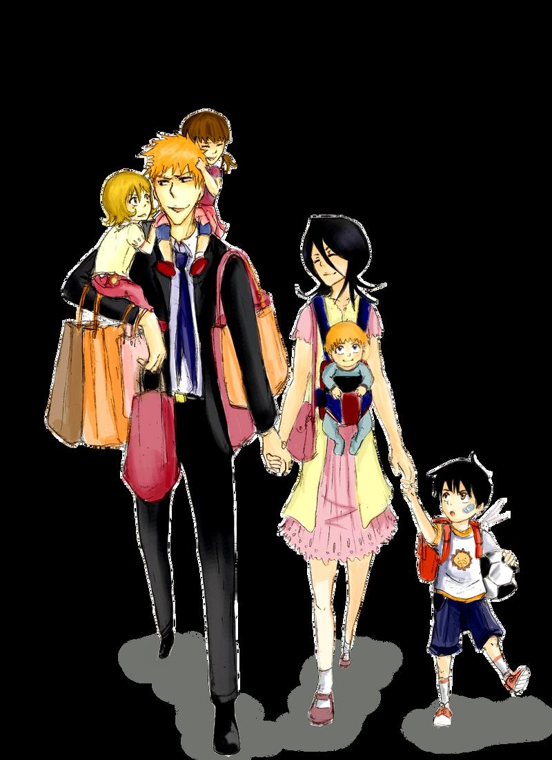 Family Stroll by Dodus-Taichou on DeviantArt