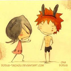 IchiRuki Week Day 4 Seduction by Dodus-Taichou