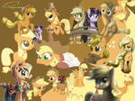Applejack Mash-up