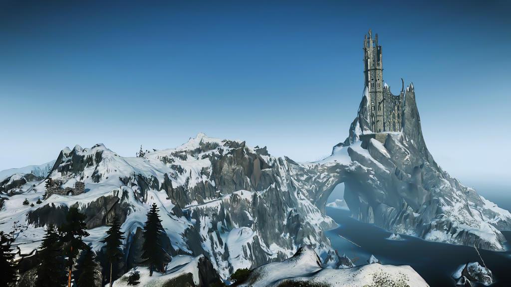 Witcher3 Tor Gvalch Ca Skellige Isles By Ak80 On Deviantart