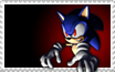 Possessed Sonic Stamp by MsLunarUmbreon