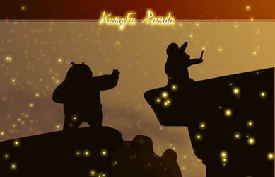 KFP - TrainingThroughtTheStars by PsikoPower