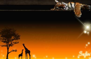 Safari_Tiger by PsikoPower