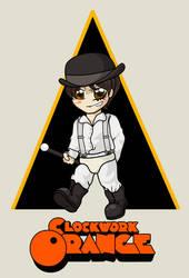 A Clockwork Orange by PsikoPower