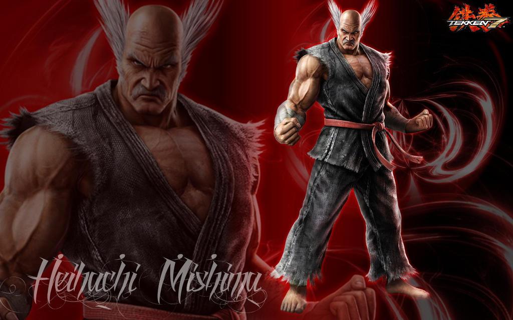 Heihachi Mishima Tekken 7 By Septian Febri Anto On Deviantart