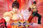 Jin Kazama PROJECT X ZONE 2