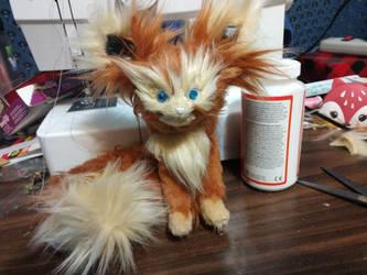 Kit-fox by MirrorFoxx