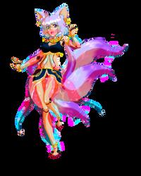 Miyako-con 3 Mascot 1st Version