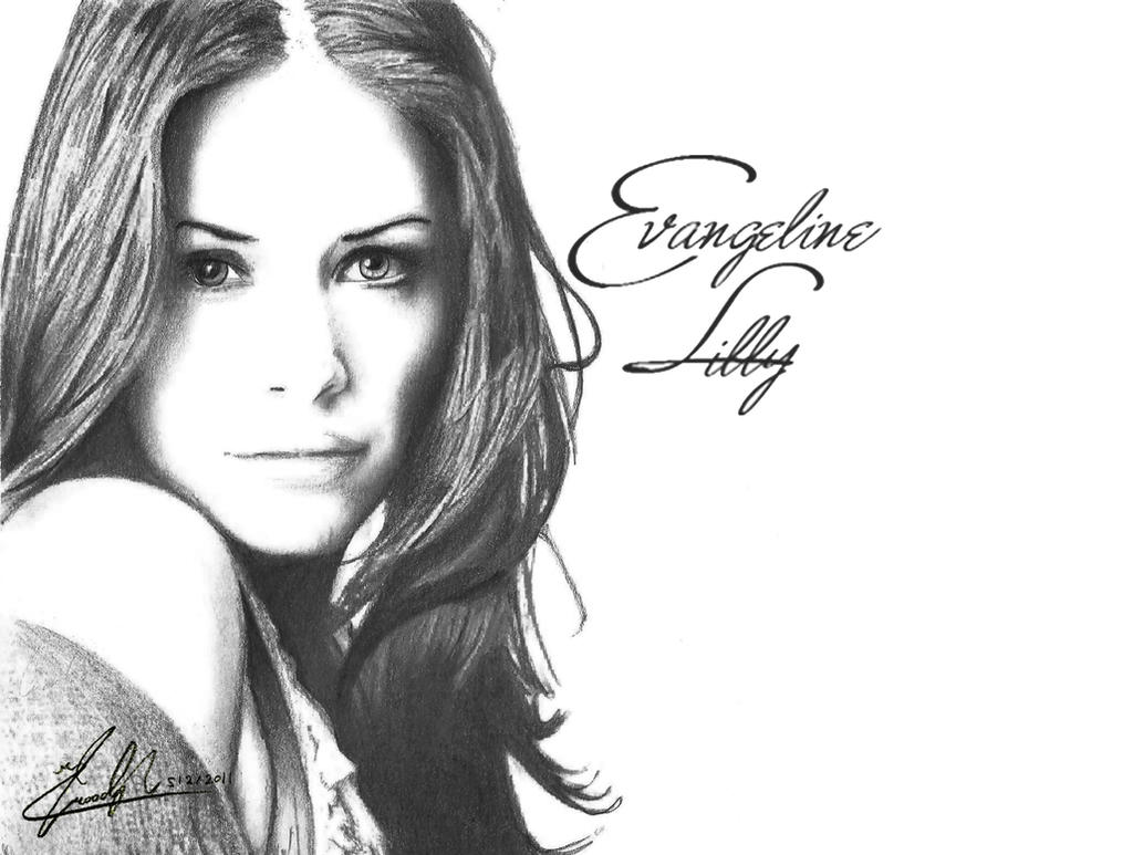Evangeline Lilly - Kate Austin by Mr-MooDy-03