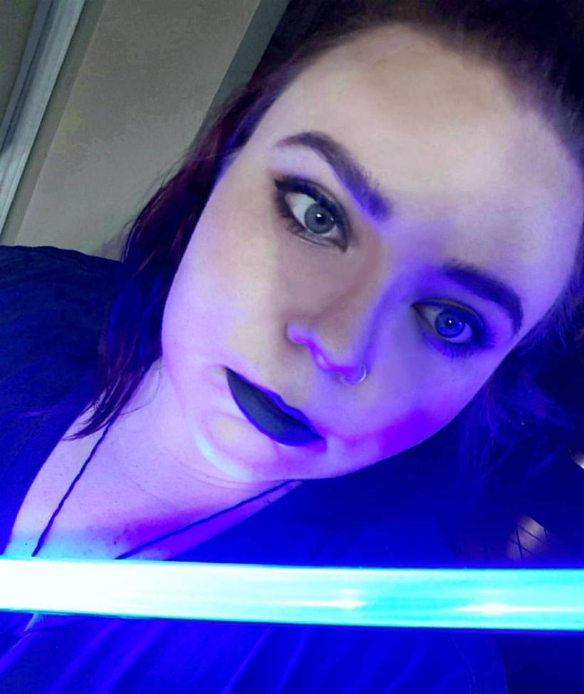 jedi cosplay makeup by thedarkwillhide